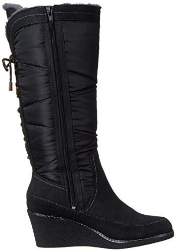 Hush Puppies Hilde Hyde neve Boot Black