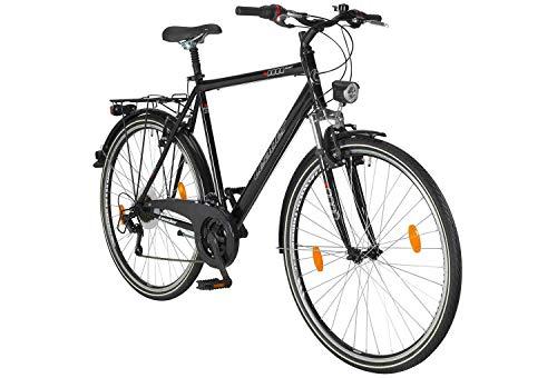 tretwerk DIREKT gute Räder Journey 28 Zoll Herren Trekkingbike, Herren-Fahrrad 18 Gang Ketteschaltung
