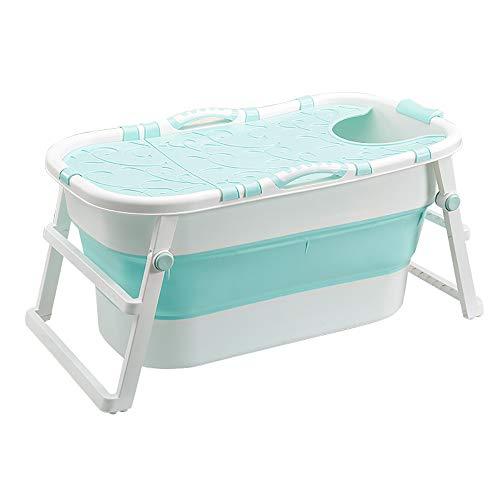 Folding bathtub-TOYM Faltende Badewanne Umweltfreundliches Material Erwachsene Badewanne Für Die Ganze Familie Tragbare Kinderschwimmbecken -