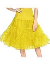 DaisyFormals 1950 Rockabilly Rétro Jupon Vintage Crinoline Petticoat Tutu Danse-longueur 67cm