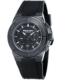Black Dice BD 068 03 - Reloj cronógrafo de cuarzo para hombre con correa de silicona, color negro