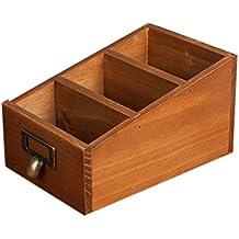 Schreibtischplatte holz  Suchergebnis auf Amazon.de für: schreibtisch organizer holz ...