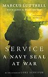 Service: A Navy SEAL at War (English Edition)