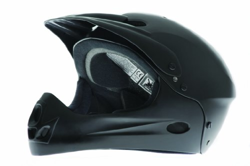 Diamondback Junior Full Face Helmet Black - 54-58cm (Diamondback Sport)