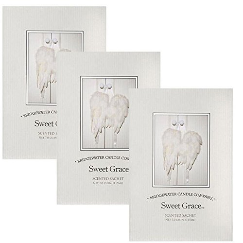 3 x Bridgewater Sweet Grace Sachets - Large - Buy Online in