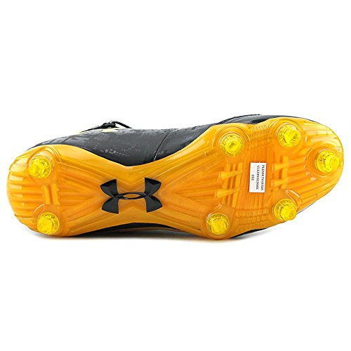Under Armour Micro G Renegade D Synthétique Baskets Blk-Yellow