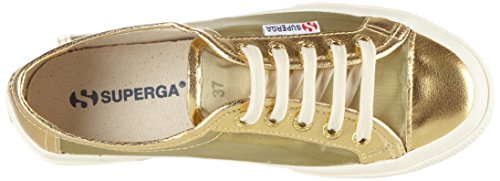 Superga Damen 2750 Netw Sneakers Gold (174)