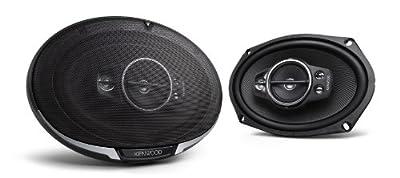 Kenwood KFC-PS6995 700W 6x9 inch 5 Way Component Speaker System