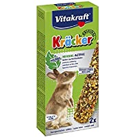 Vitakraft - 25340 - Kräcker Calcium Junior - Lapins Nains P/2