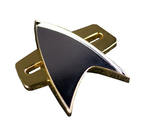 QMX Star Trek: Voyager Communicator - Star Trek Deep Space Nine Kostüm