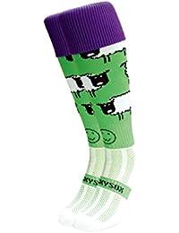 WackySox Love Ewe Sports Socks