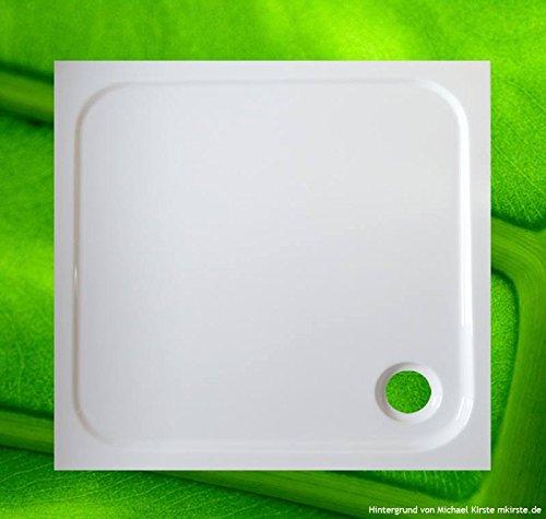 duschwanne 75x80 Duschwanne 80x75 + Wannenträger + Ablauf - preisgünstiges KOMPLETTANGEBOT - Duschtasse 80x75x2,5 cm