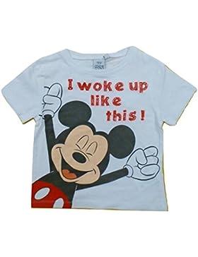 Mickey Mouse Camiseta de Manga Corta - Para Niño