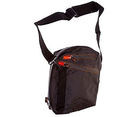 Ultimate Addons Noir-Sac bandoulière pour ordinateur portable Toshiba Satellite NB100, NB200 Netbook's
