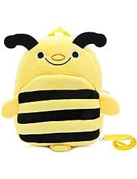 bd37ba9a10b6 Amazon.co.uk  Yellow - Children s Backpacks   Backpacks  Luggage