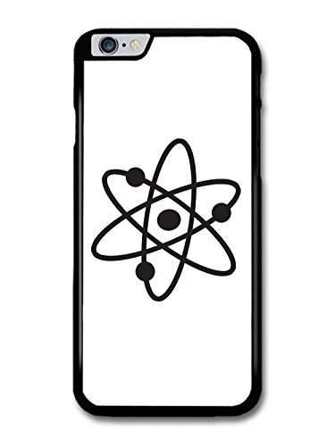 Big Bang Theory Logo Illustration Science Atom coque pour iPhone 6 Plus 6S Plus, Coques iphone