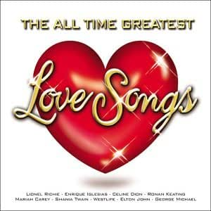 All Time Greatest Love Songs Amazon Co Uk Music