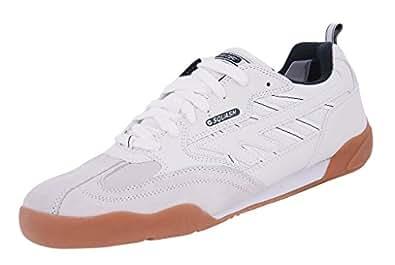 Hi-Tec Men's Squash Classic -WHG-Squash Shoes -UK10