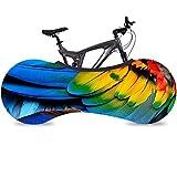 Luckyx Luckyx Fahrradstaubradabdeckung Staubdichte Elastische Haube, Abdeckung Mountainbike, Outdoor Wasserdichte Fahrradabdeckung Anti Dust Sun Rain Wind Proof Für Mountainbike & Rennrad