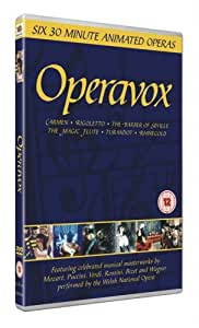 Welsh National Opera - Operavox [DVD]