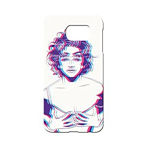 BLUEDIO Designer 3D Printed Back case cover for Samsung Galaxy S6 Edge Plus - G0256