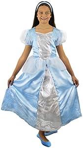 I Love Fancy Dress ilfd7042s Niñas Princesa Disfraces (pequeño)