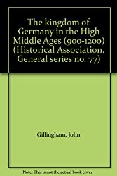 Kingdom of Germany in the High Middle Ages, 900-1200
