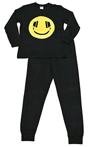 Cool Boy's Smiley Casque Pyjamas 11-12 ans