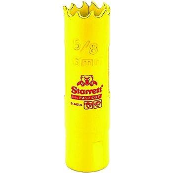 /Scie tr/épan Starrett 63/fch016/ de couleur jaune 16/mm