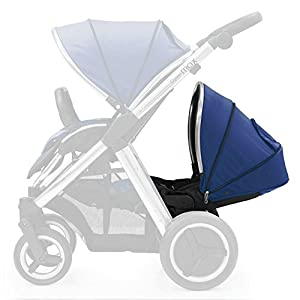 Oyster Max 2 Lie-Flat Tandem Seat Colour Pack, Navy iSafe ABSOLUTELY 100% SATISFACTION GUARANTEE! With Manufacturers 12 Months Warranty*super Amazing Quality! One Of The Very Best Pram Systems In The UK! A Truly State Of the Art Product Built With The Parent And Baby In Mind! Complete With Boot Cover, Luxury Liner, 5 Point Harness, Shopping Basket With Closed Ziped Top, High Quality Luxury Car Seat High Quality Rubber Inflatable Wheels With The Full All around Soft Suspension For That Perfect Unrivalled Ride. 3 in 1 Stroller / Pram Extremely Easy Conversion To A Full Size Carrycot For Unrivalled Comfort 12