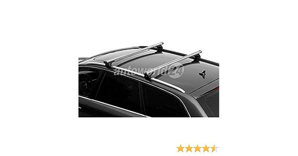 Dachträger Relingträger Aluminium Für Bmw 3er Touring F31 Baujahr 06 2012 Mit Geschlossener Reling Auto