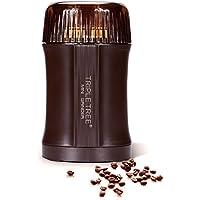 Molino de café eléctrico TRIPLE TREE para granos de café 200 Watt   Cuchillas de acero inoxidable   30 g de capacidad   para moler granos de café, especias, hierbas, nueces y cereales