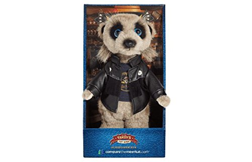 Image of Vassily - Compare the Meerkat Official Plush Toy