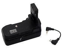 Meike Multi-Power Vertical Camera Battery Grip Holder for Nikon D5300 EN-EL14 DSLR