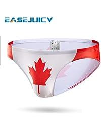 c224e03a79 HMJ004-4 INF Bathing Suit Men Swimming Trunks Sexy Bikini Swimsuit  Breathable Low Waist wear