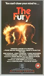 The Fury [VHS]