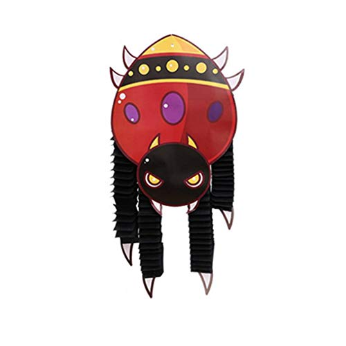 Coco Einstellbare Länge Tapezierung Geist Spinne Kürbis-Gesicht Zombie Aufhänger Halloween Dekoration Prop (Zombie Gesicht Malen)