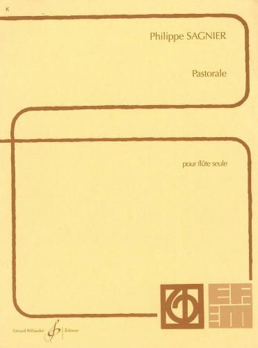 Sagnier: Pastorale (Flute Solo)