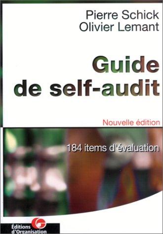 Guide de self-audit