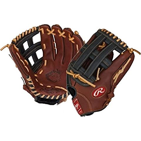 Rawlings B1250H 12.50 Inches Bull Series Baseball Glove by Rawlings