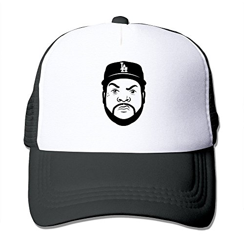 xcarmen Roya lblue American Rapper Ice Cube Actor film Maker Snapback Hats  Strapback Hats Black a07daf8c714d