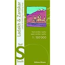 Ladakh & Zanskar Sud : 1/150 000