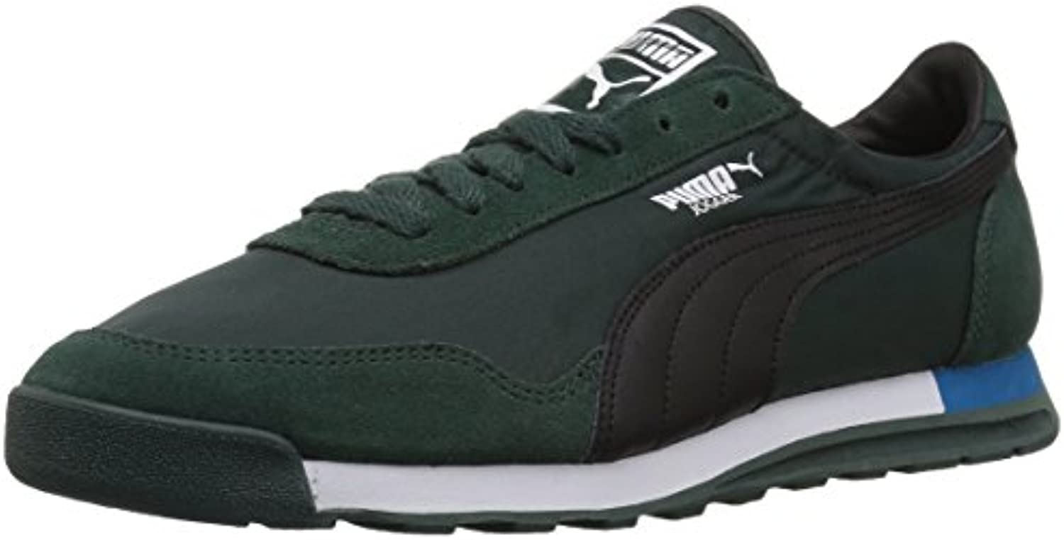 PUMA Men's Jogger OG Sneaker  Green Gables Black  10 M US