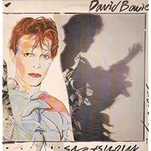 SCARY MONSTERS LP (VINYL) UK RCA (Katalog-Nummer: BOWLP2)
