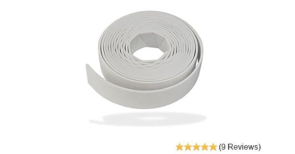 Zick Zack Montagestreifen Montageband WC Waschtisch Schallschutz Urinal Keramik