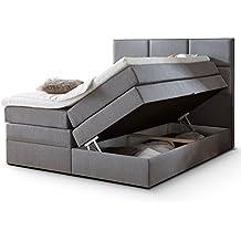 Suchergebnis Auf Amazonde Für Bett Mit Bettkasten 100x200 Cm