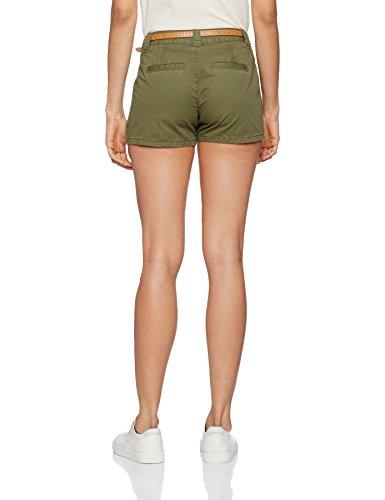 VERO MODA Damen Vmboni Nw Shorts Clr Noos Grün (Ivy Green)