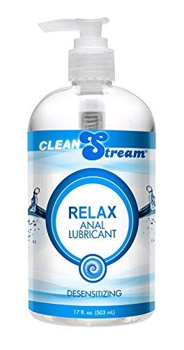 CleanStream - Clean Stream - lubricante anestésico