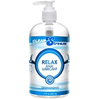 CleanStream - Clean Stream - lubricante anestésico Anal - 500 ml