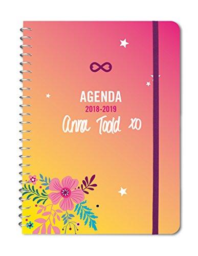 Agenda 2018-2019 Anna Todd (TANTANFAN)